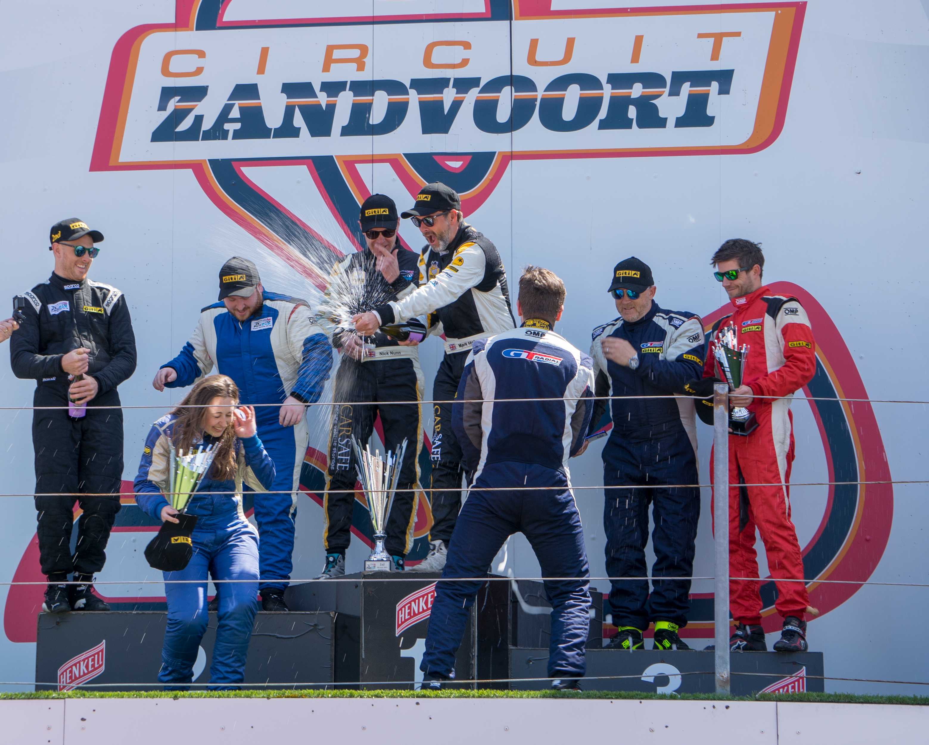 Dutch double-header ends with victory